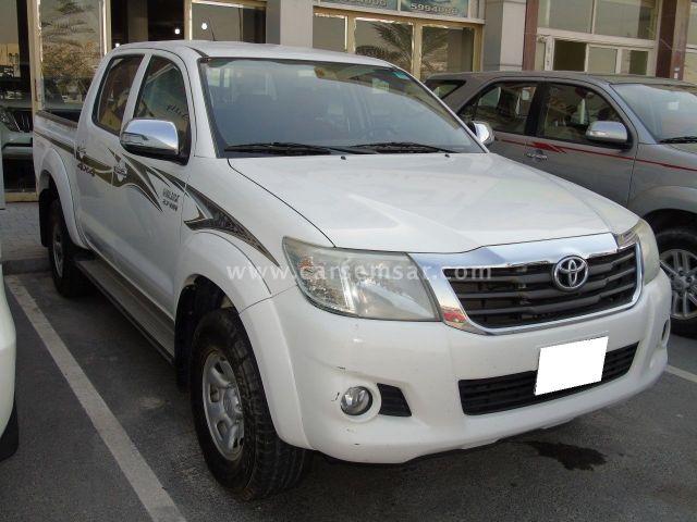 2015 Toyota Hilux 2.7 VVTi 4x4 SRX