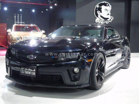 2013 شڤروليه كاماروَ Camaro ZL1