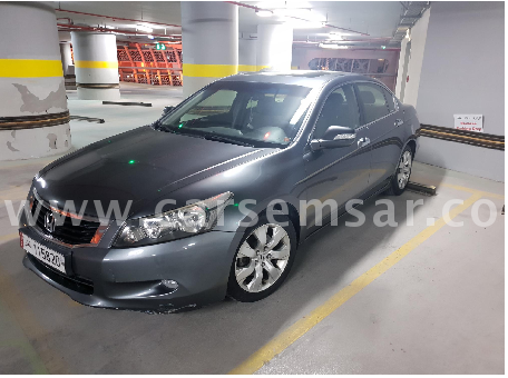 2008 Honda Accord 2.4