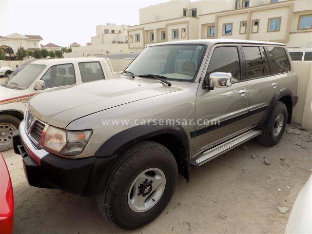 1999 Nissan Patrol Safari