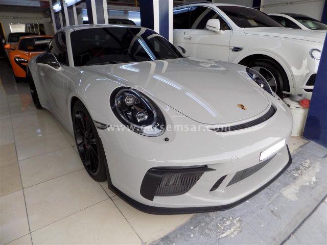 2018 بورشه 911 GT3