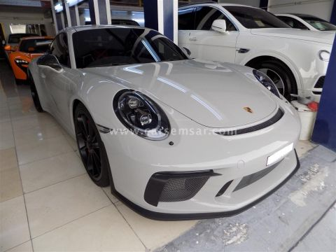 2018 Porsche 911 Gt3 For Sale In Qatar New And Used Cars