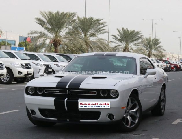 2016 Dodge Challenger SRT