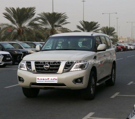2017 Nissan Patrol SE