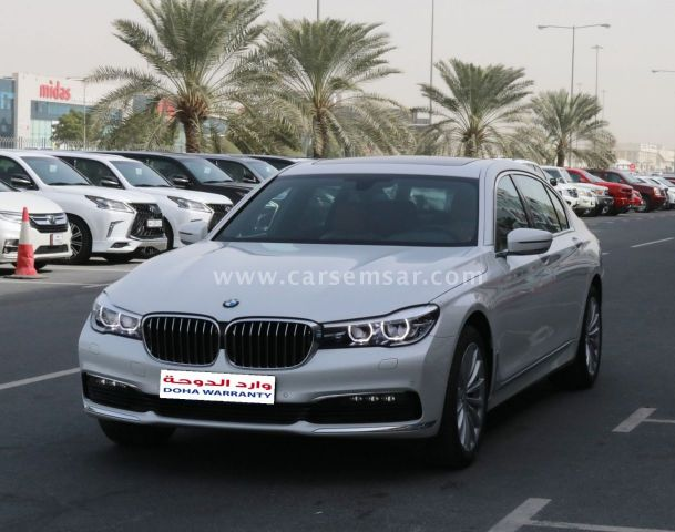 2019 BMW 7-Series 730Li