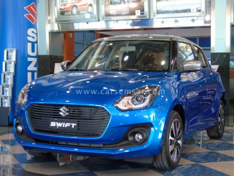2019 Suzuki Swift Hatchback GLX