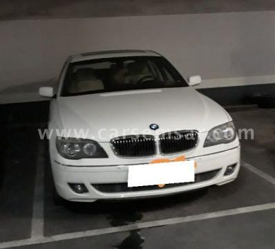 2007 BMW 7-Series 730 Li