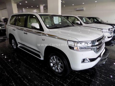 2018 Toyota Land Cruiser VXR