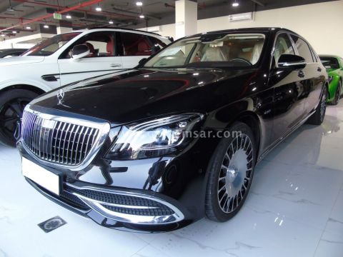 2019 Mercedes-Benz S-Class S 560 Maybach