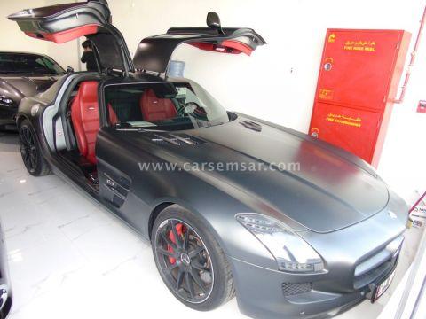 2013 مرسيدس بنز SLS GT