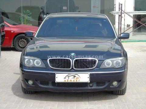2006 BMW 7-Series 760 Li