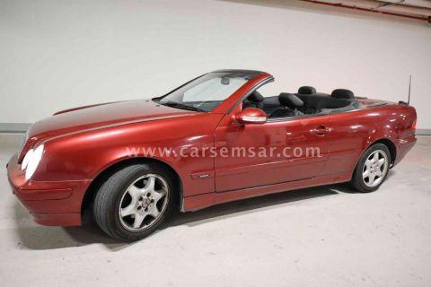 2002 Mercedes-Benz CLK-Class CLK 320 Coupe