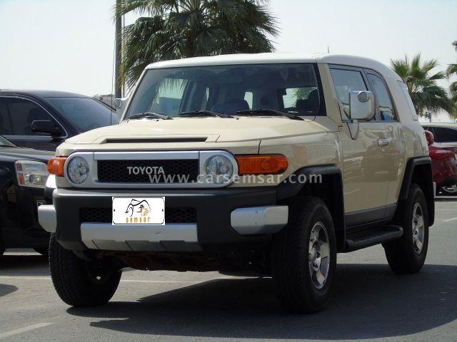 2008 Toyota FJ Cruiser 4x4