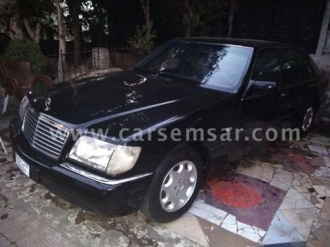 1992 Mercedes-Benz SEL 300