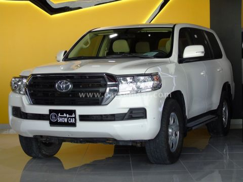 2017 Toyota Land Cruiser GX