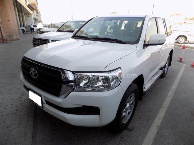 2019 Toyota Land Cruiser GX