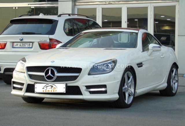 2013 Mercedes-Benz SLK-Class SLK 200