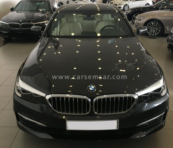 2018 BMW 5-Series 520i For Sale In Bahrain