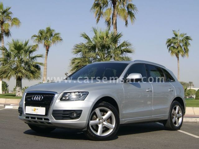 2012 Audi Q5 3.2