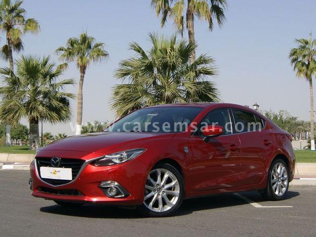 2015 Mazda Mazda 3