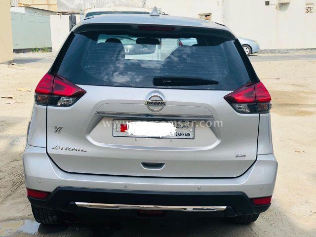 2018 Nissan X-Trail 2.5