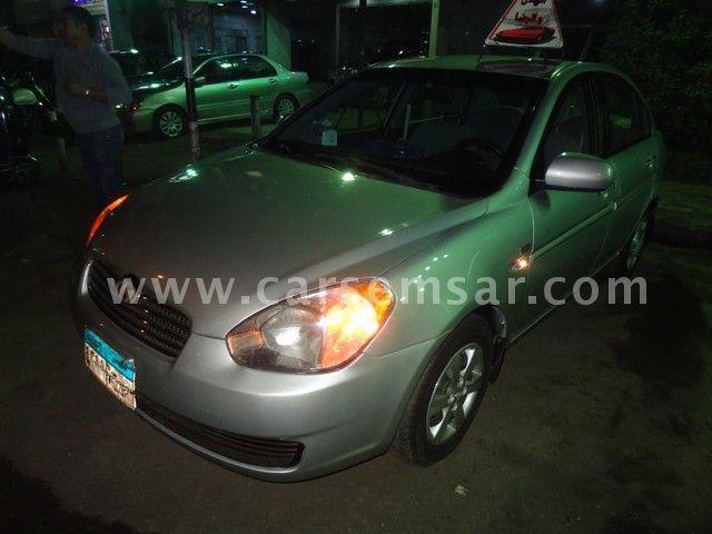 2005 Hyundai Accent 1.3