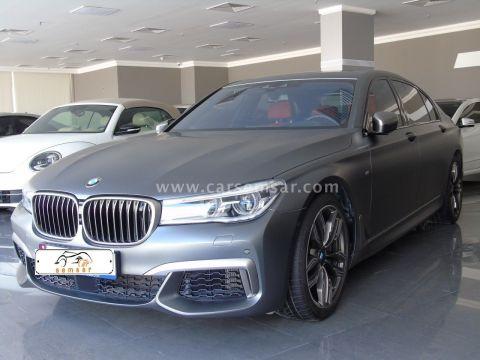2017 BMW 7-Series 760 Li Mpower V12