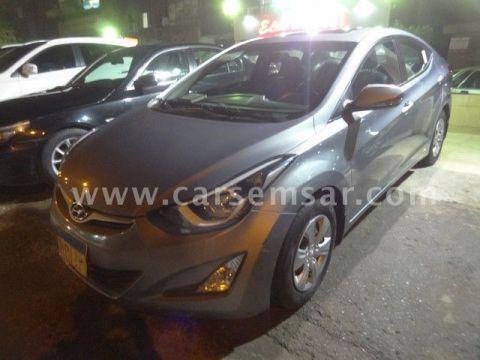 2014 Hyundai Elantra 1.6
