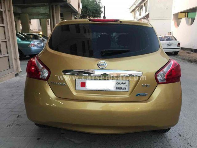 2015 Nissan Tiida 1.6