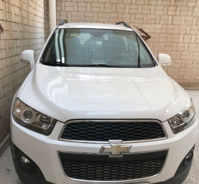 2013 Chevrolet Captiva 2.4 LS
