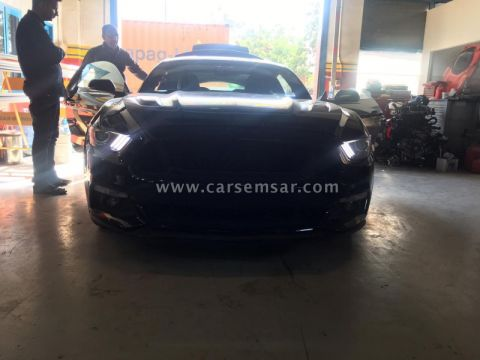 2016 فورد موستانج GT