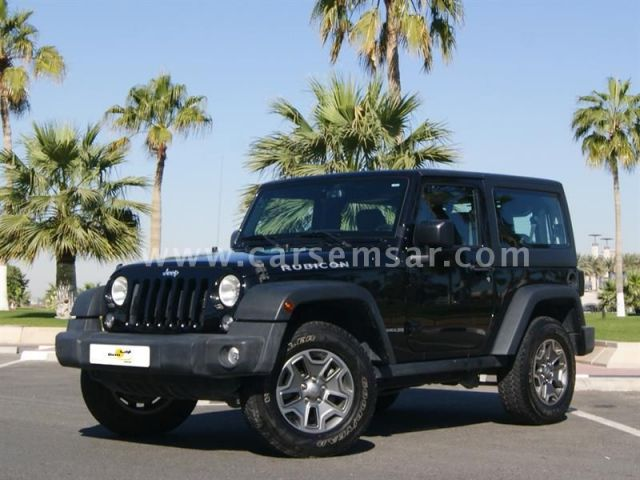2015 Jeep Wrangler 3.8 Rubicon