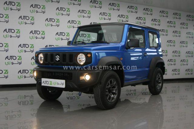 2019 Suzuki Jimny 1.3