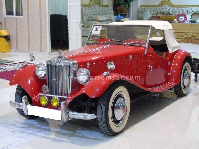 1963 MG Classic