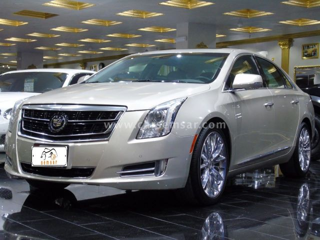 2014 Cadillac XTS - V Platinum