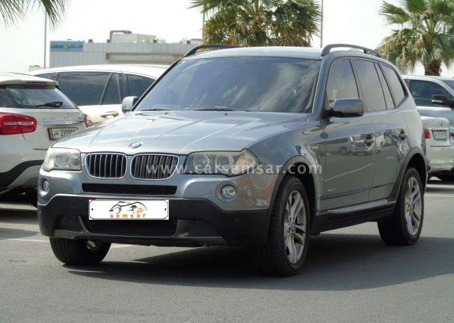 2009 BMW X3 3.0Si