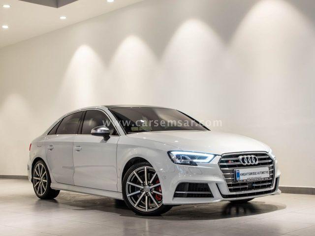 2017 Audi S3 2.0T FSi Quattro