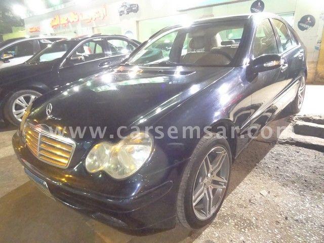 2009 Mercedes-Benz C-Class C 180 K Avantgarde Automatic