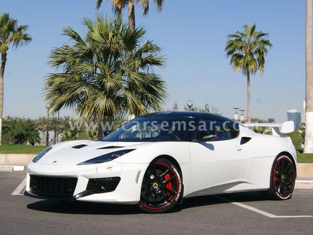 2016 Lotus Evora 400