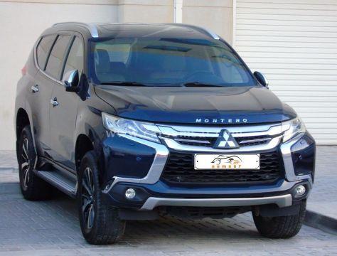 2016 Mitsubishi Montero Sport Limited