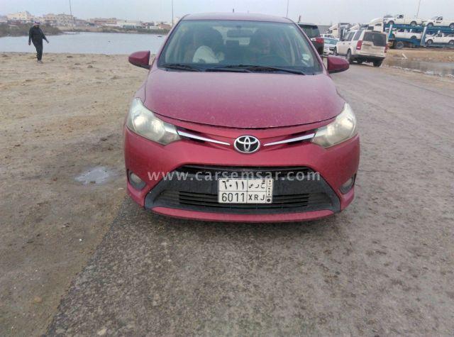 2014 Toyota Yaris 1.5