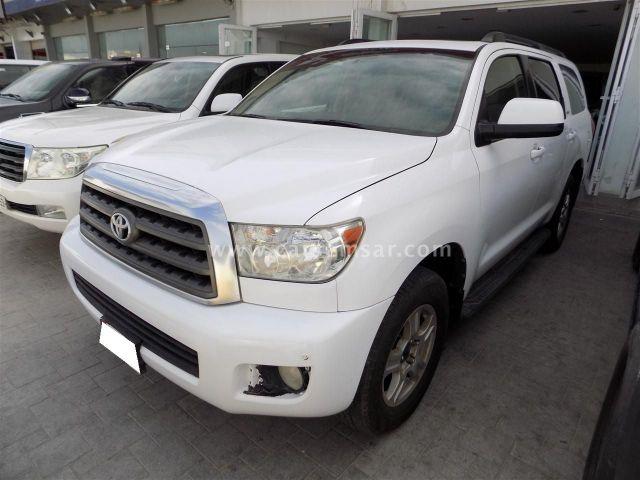 2011 Toyota Sequoia 5.7