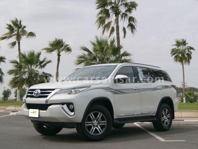 2018 Toyota Fortuner 4.0 V6