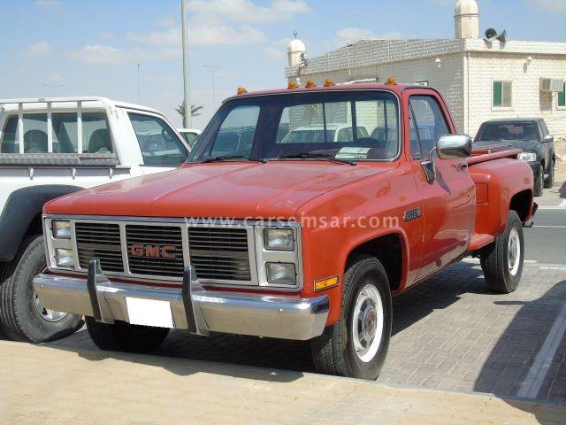 1982 GMC Sierra 3500 Classic
