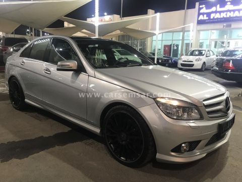 2011 Mercedes-Benz C-Class C 350 for sale in United Arab