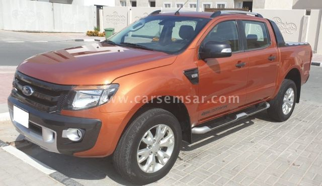 2016 Ford Ranger wildtrak 4X4