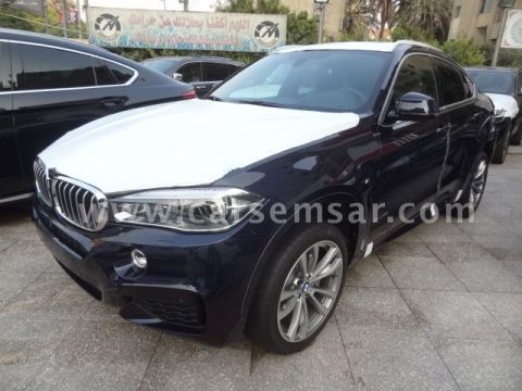 2018 BMW X6 50i MP