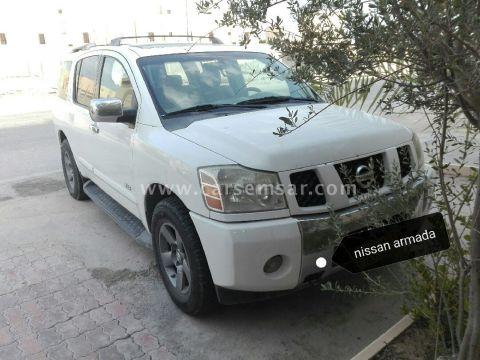 2006 Nissan Armada 4x4 SE
