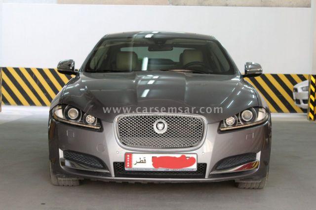 2013 Jaguar XF 3.0 V6