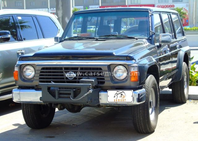 1991 Nissan Patrol 4X4
